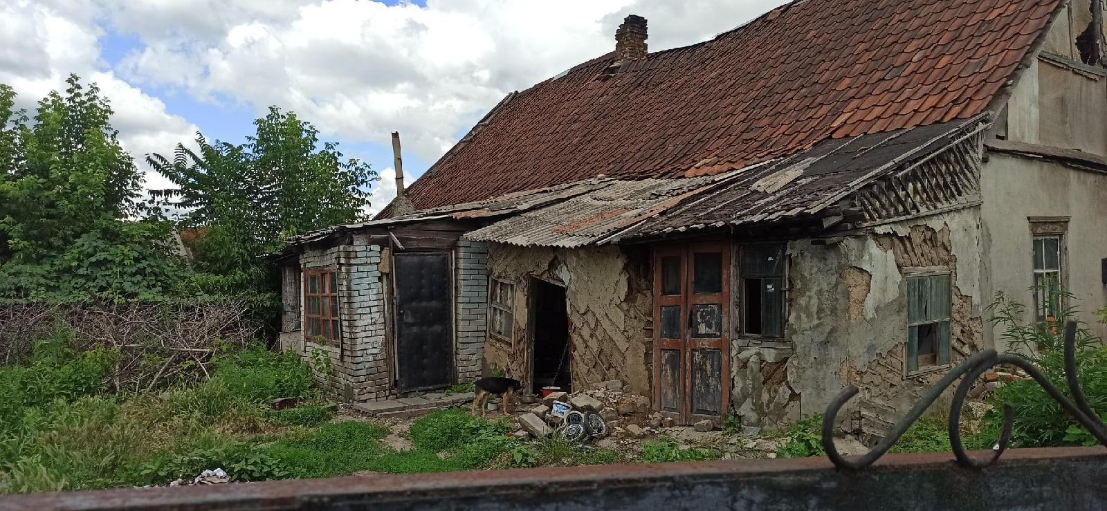 г. Запорожье. Проклятый старый дом.