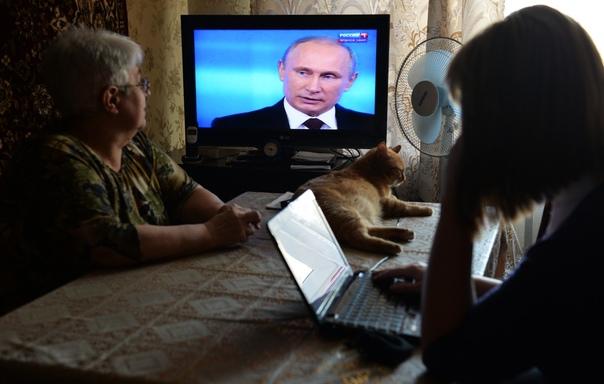 Владимир Путин объявил всероссийскую нерабочую нед...