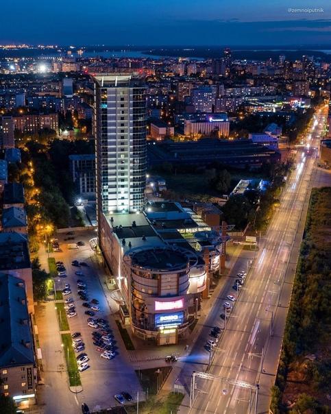 В Самаре в сентябре 2021 года продали 27-этажный Т...