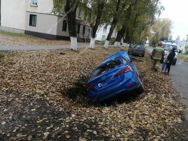 ДТП в Вычегодском.Накануне в 7:20 утра, на номер 1...