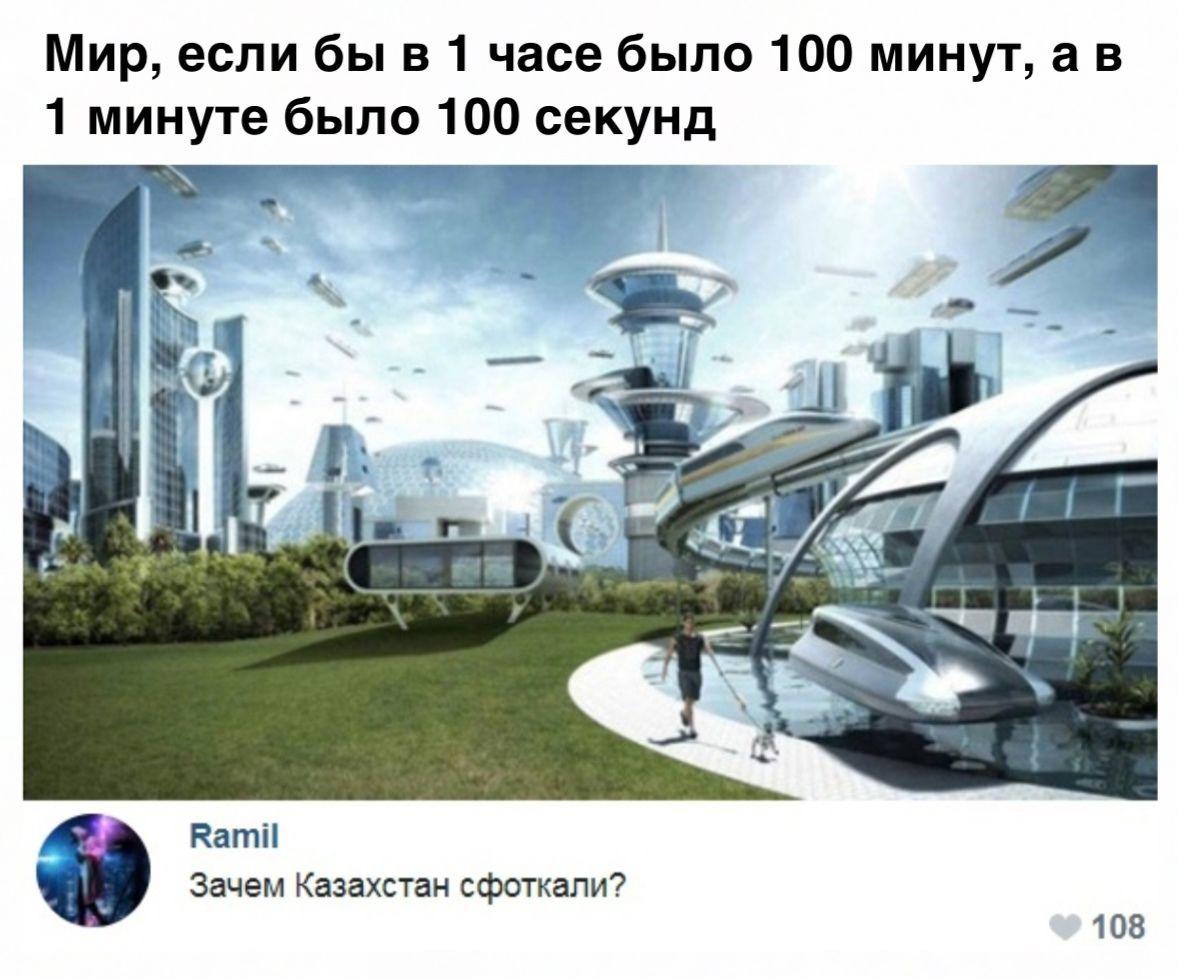 Казахстан в современности