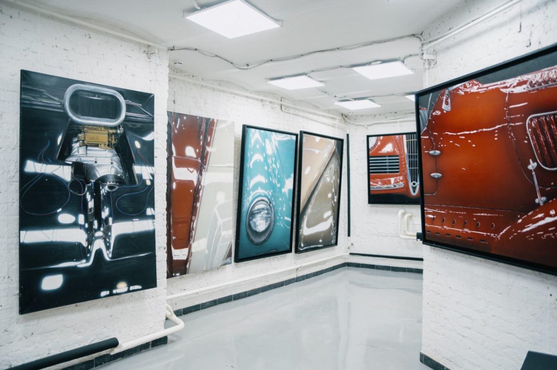 Выставка «Валерий Улымов/Илья Евдокимов.