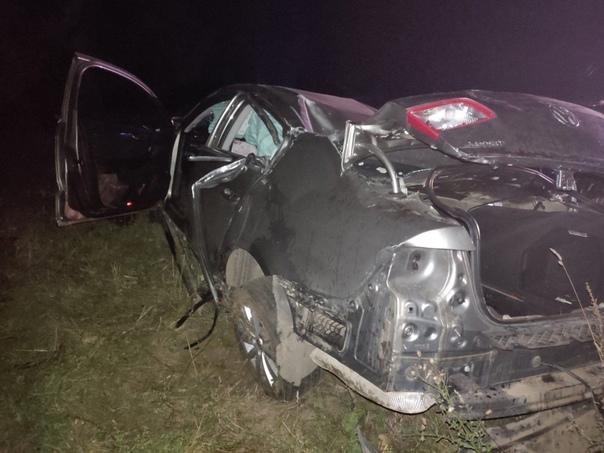 Водитель без прав устроил смертельное ДТП в Нижего...